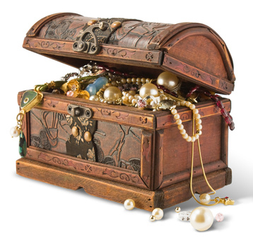 Treasure chest